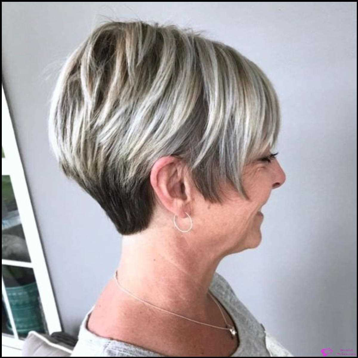 17: Piece-y TapeRot Blonde Balayage Pixie